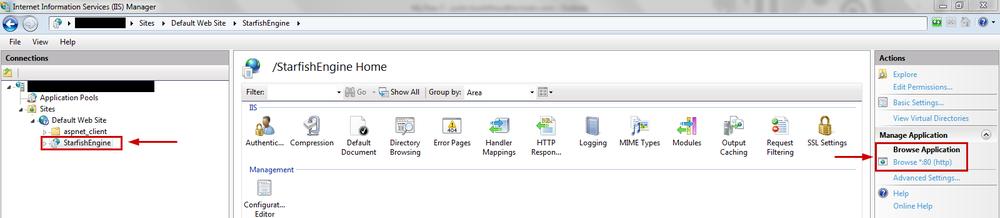 Locate your Web Service URL - Starfish ETL